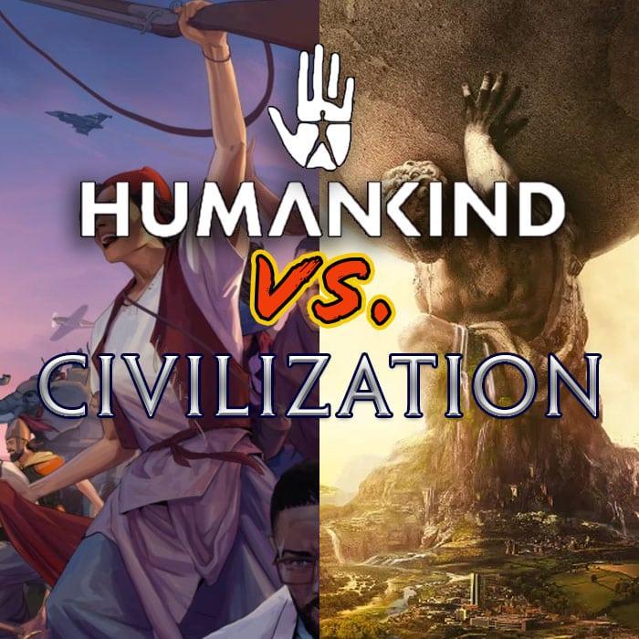 В чём отличие Humankind от Civilization