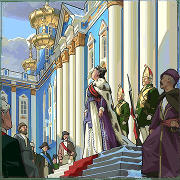 Русские в Humankind