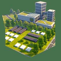 Агрономическая лаборатория humankind