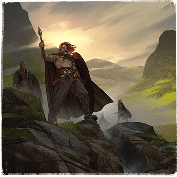 Кельты humankind