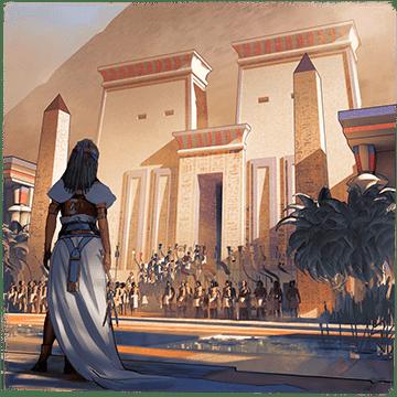 Египтяне humankind
