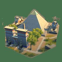 Египетская пирамида humankind