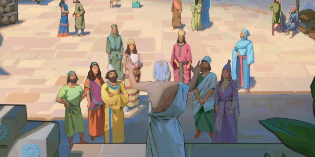 Древняя эпоха Humankind