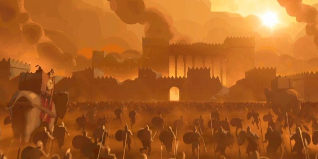 Война в Humankind