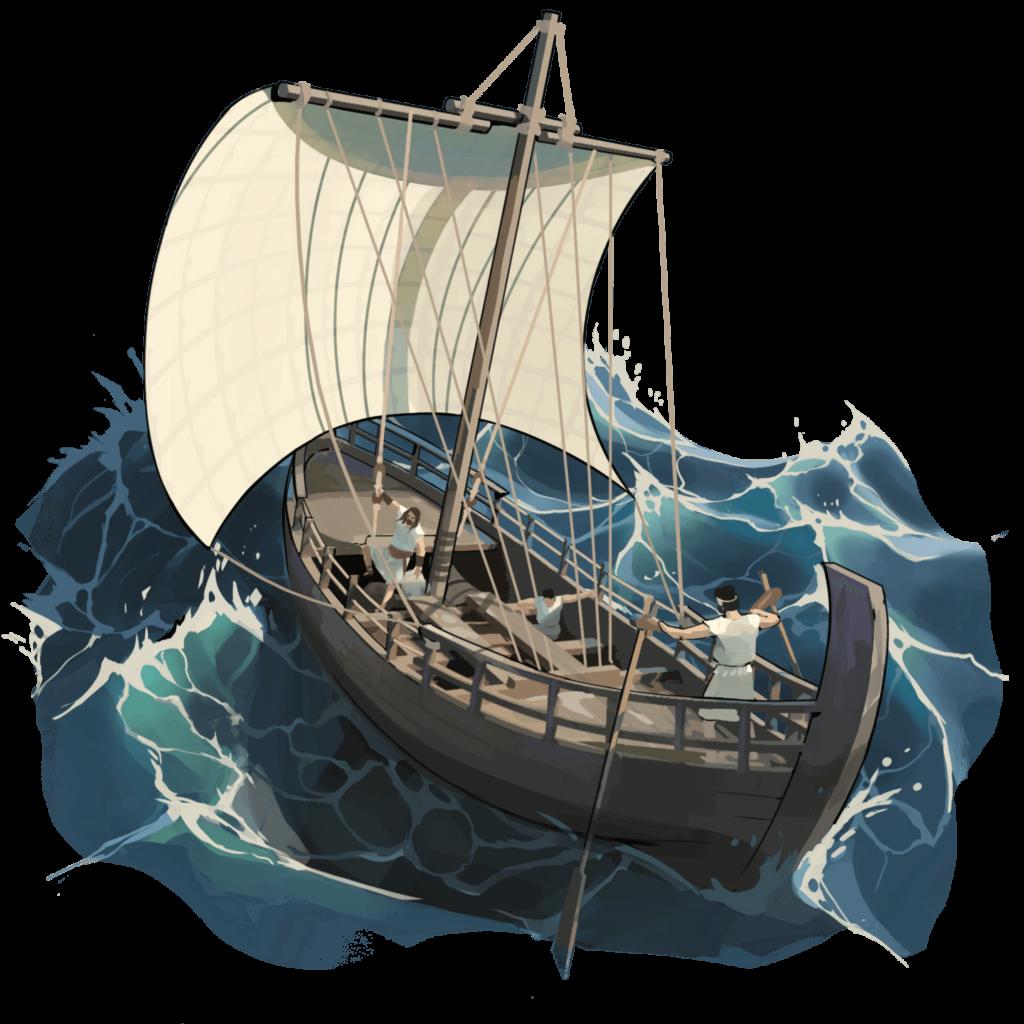Мореплавание humankind