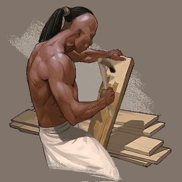Плотничество humankind