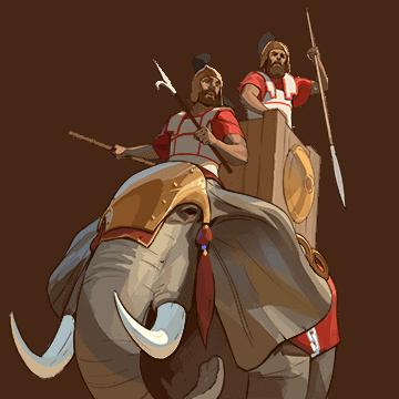 Боевой слон humankind